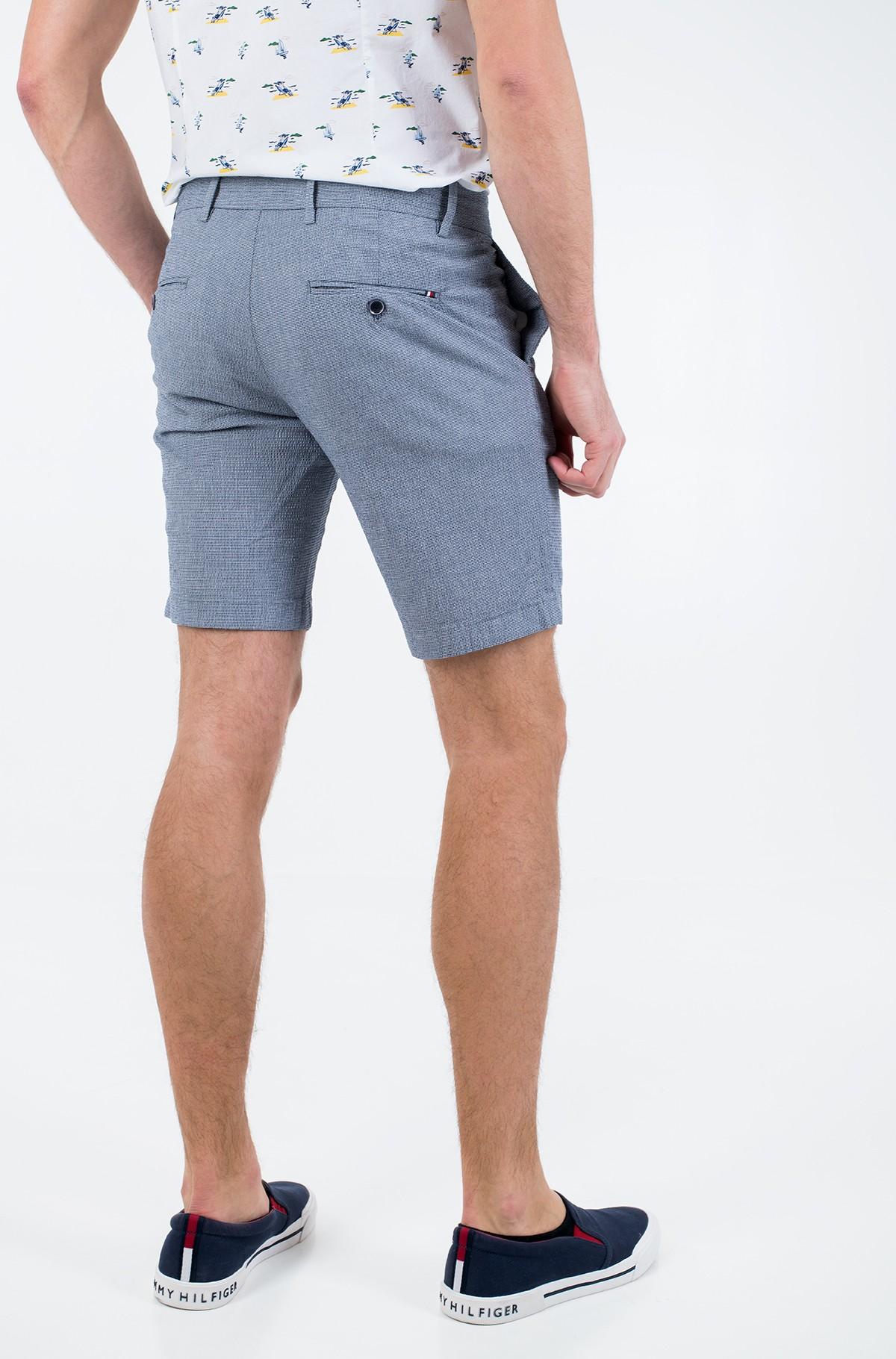 Shorts BROOKLYN SHORT SEERSUCKER CHECK-full-2