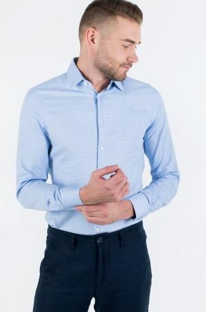 Shirt DOBBY POINT COLLAR SLIM SHIRT-1