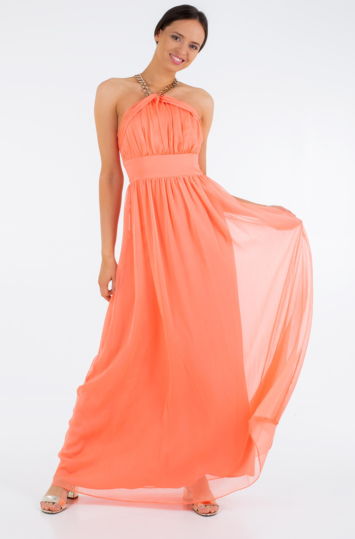 Maxi dress 02G769 9277Z-full-1