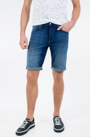 Lühikesed teksapüksid SLIM SHORT J30J314640-1