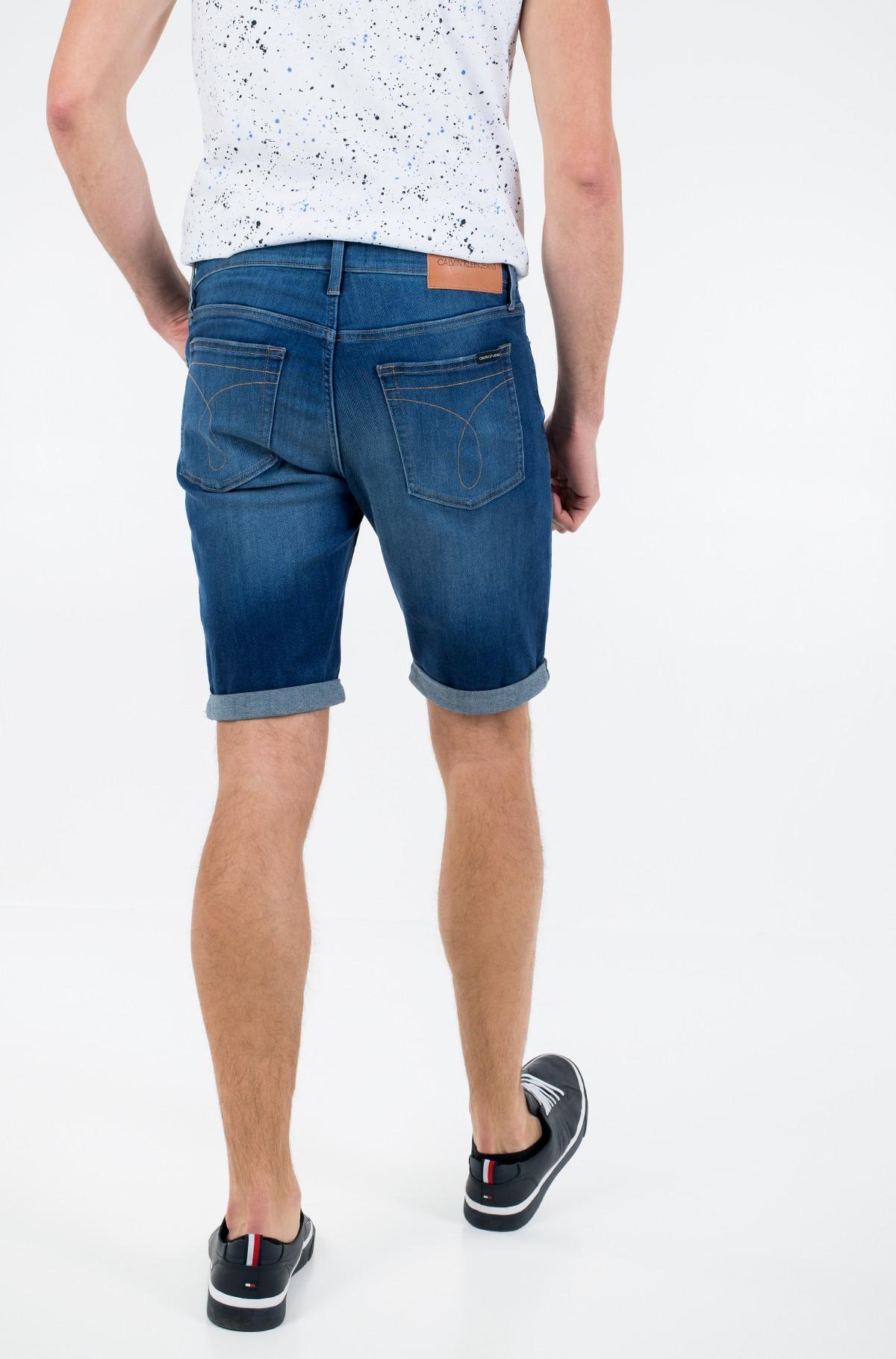 Lühikesed teksapüksid SLIM SHORT J30J314640-full-2