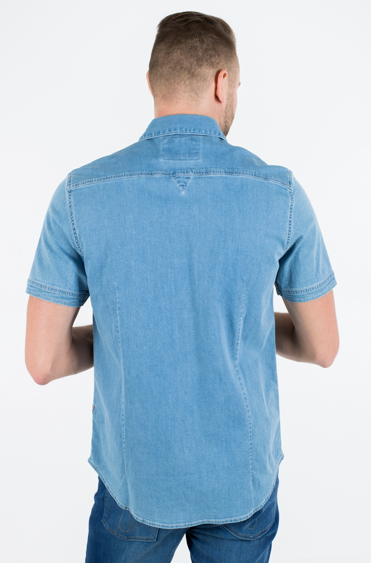 Denim shirt  M02H27 D3YN2-full-2