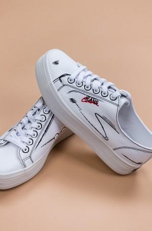 Platform sneakers  ZAFFIRO LOW TOP LACE UP-1