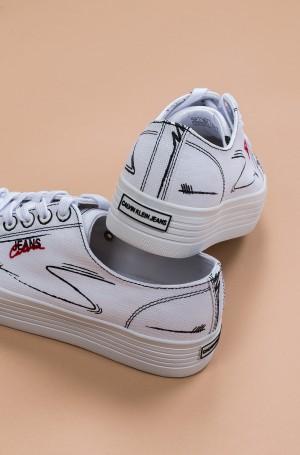 Platform sneakers  ZAFFIRO LOW TOP LACE UP-3