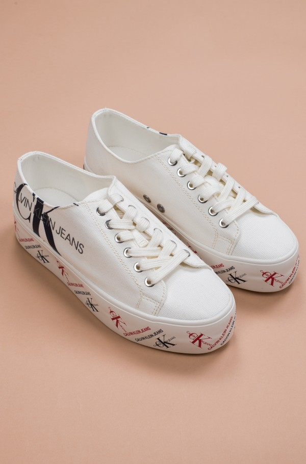 ZAMIRA LOW TOP LACE UP