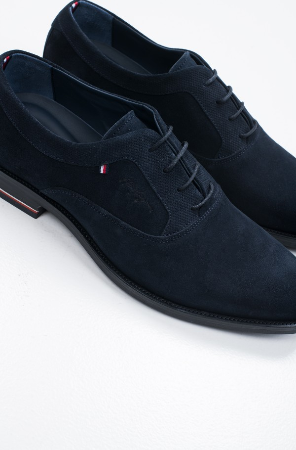 SIGNATURE HILFIGER SUEDE OXFORD