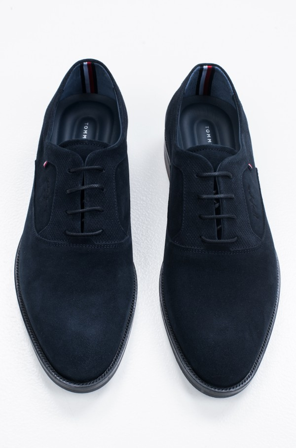 SIGNATURE HILFIGER SUEDE OXFORD-hover