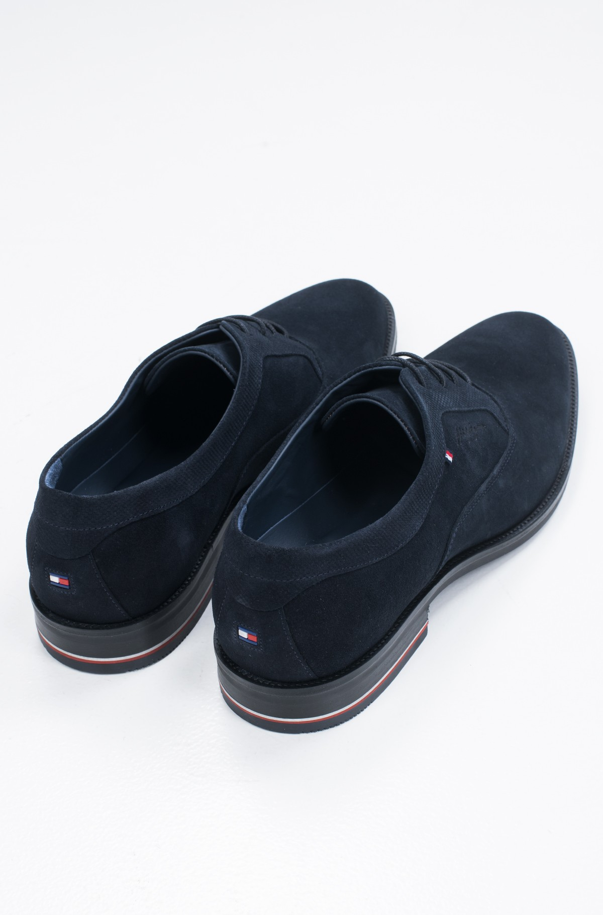 Batai SIGNATURE HILFIGER SUEDE OXFORD-full-3
