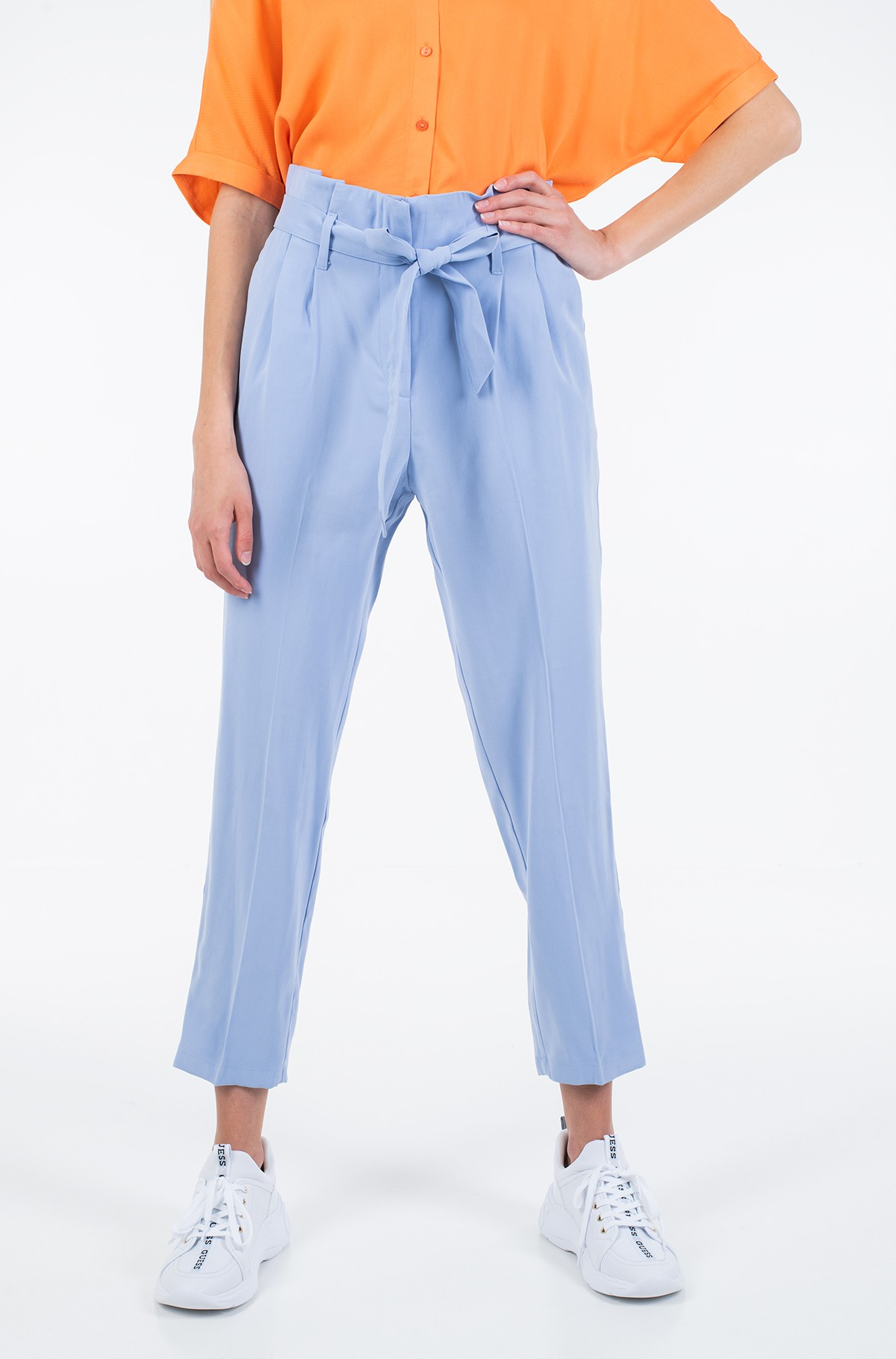 Fabric trousers 1016554-full-1