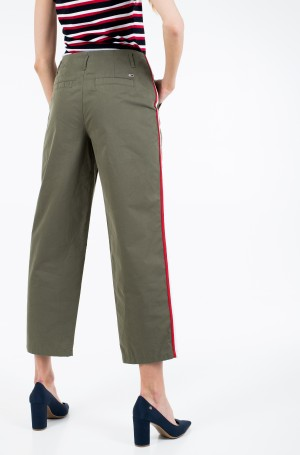 Fabric trousers TJW SIDE STR HIGH RISE STRAIGHT-3