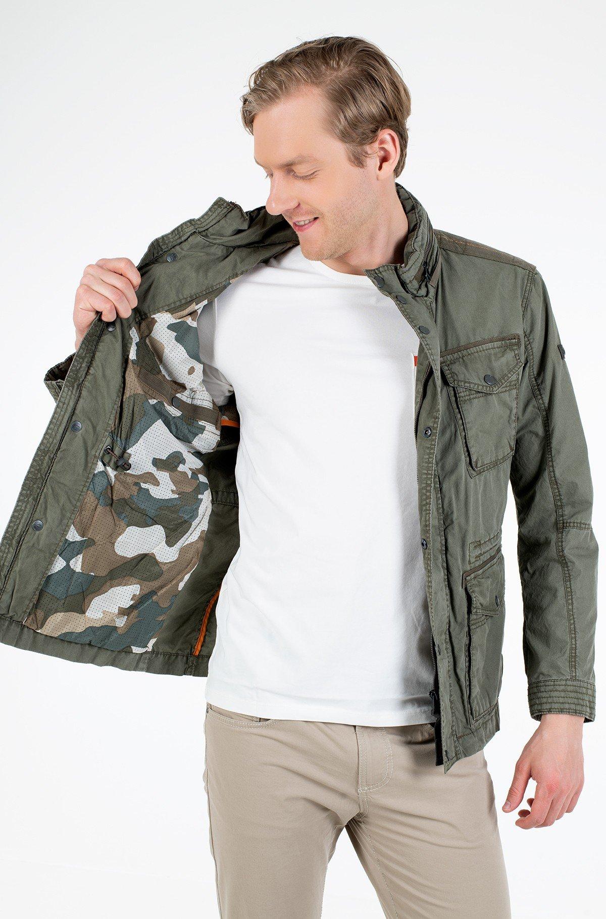 Fabric jacket 420010/3R82-full-1