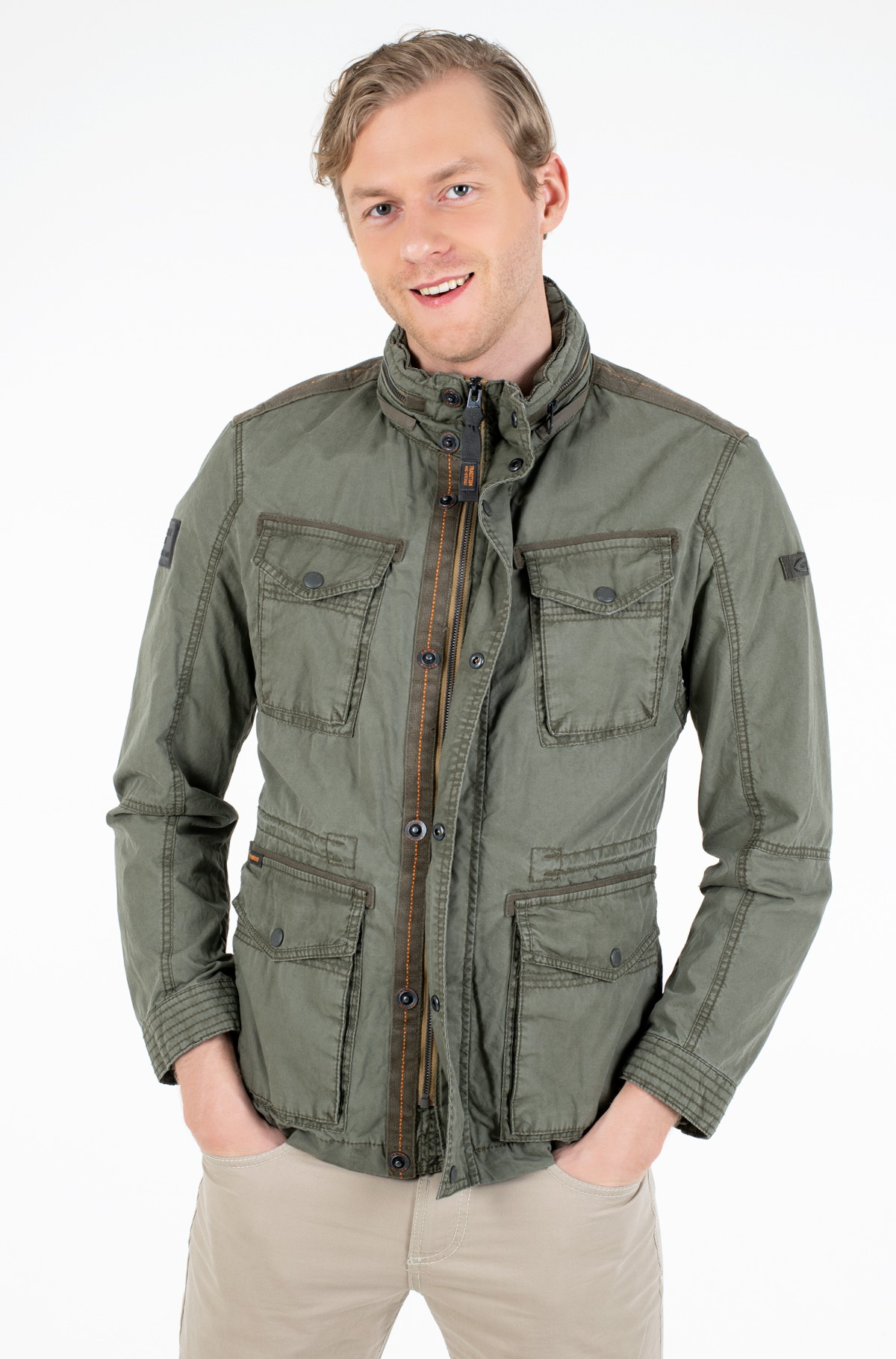 Fabric jacket 420010/3R82-full-2