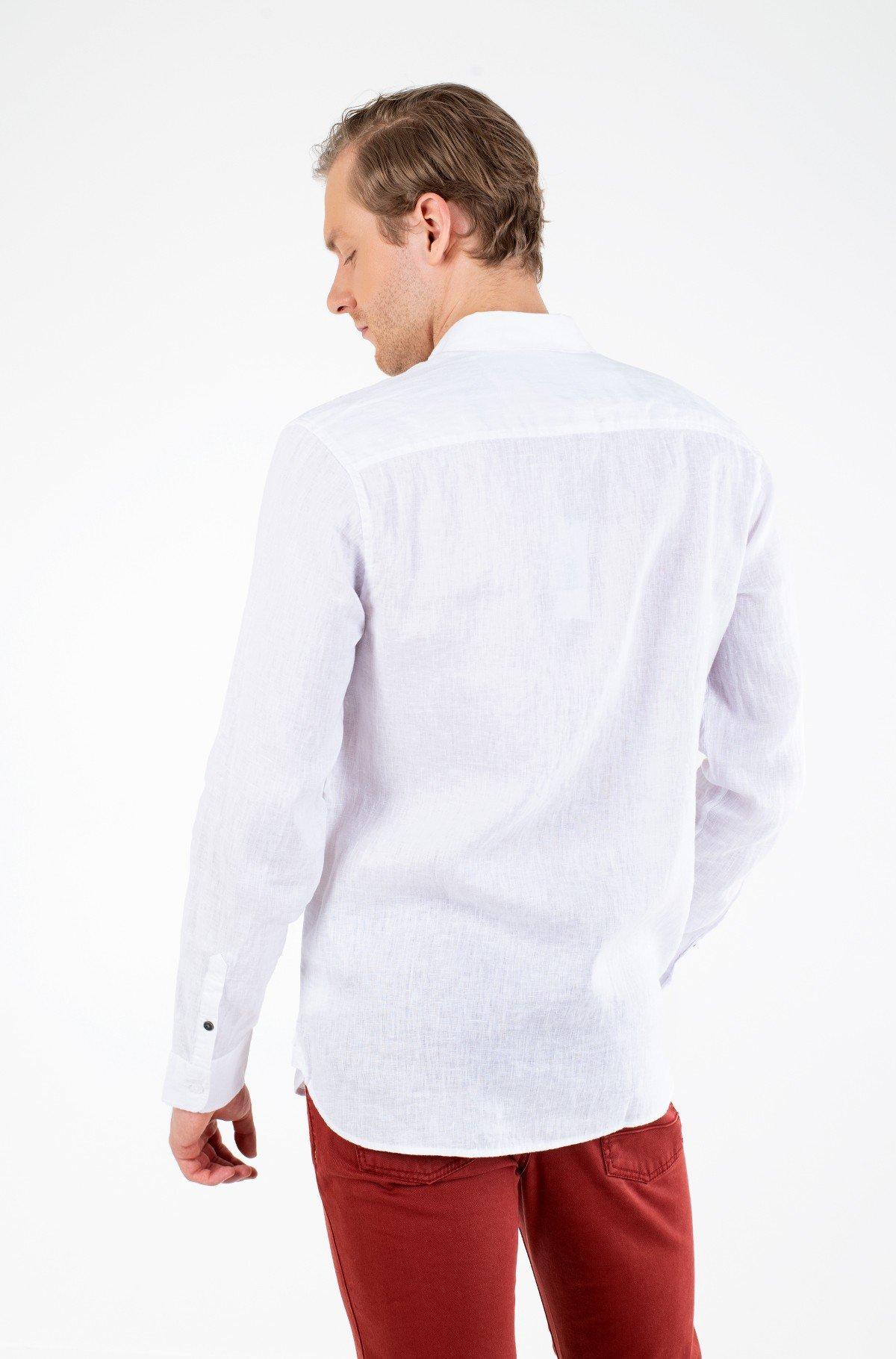 Lininiai marškiniai M02H46 WBGX0-full-2