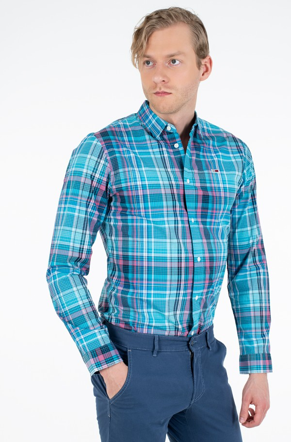 TJM ESSENTIAL CHECK SHIRT