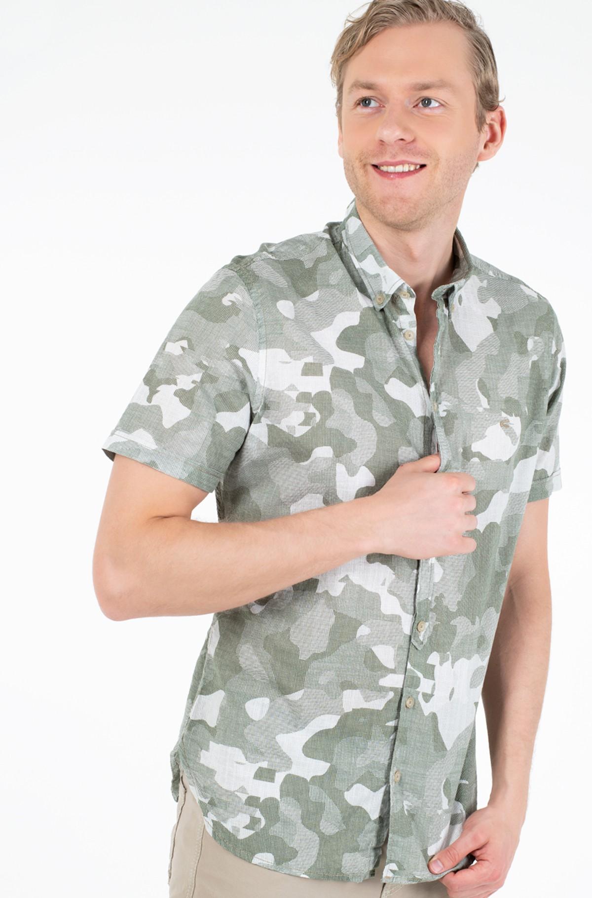 Marškiniai su trumpomis rankovėmis 409239/3S62-full-1