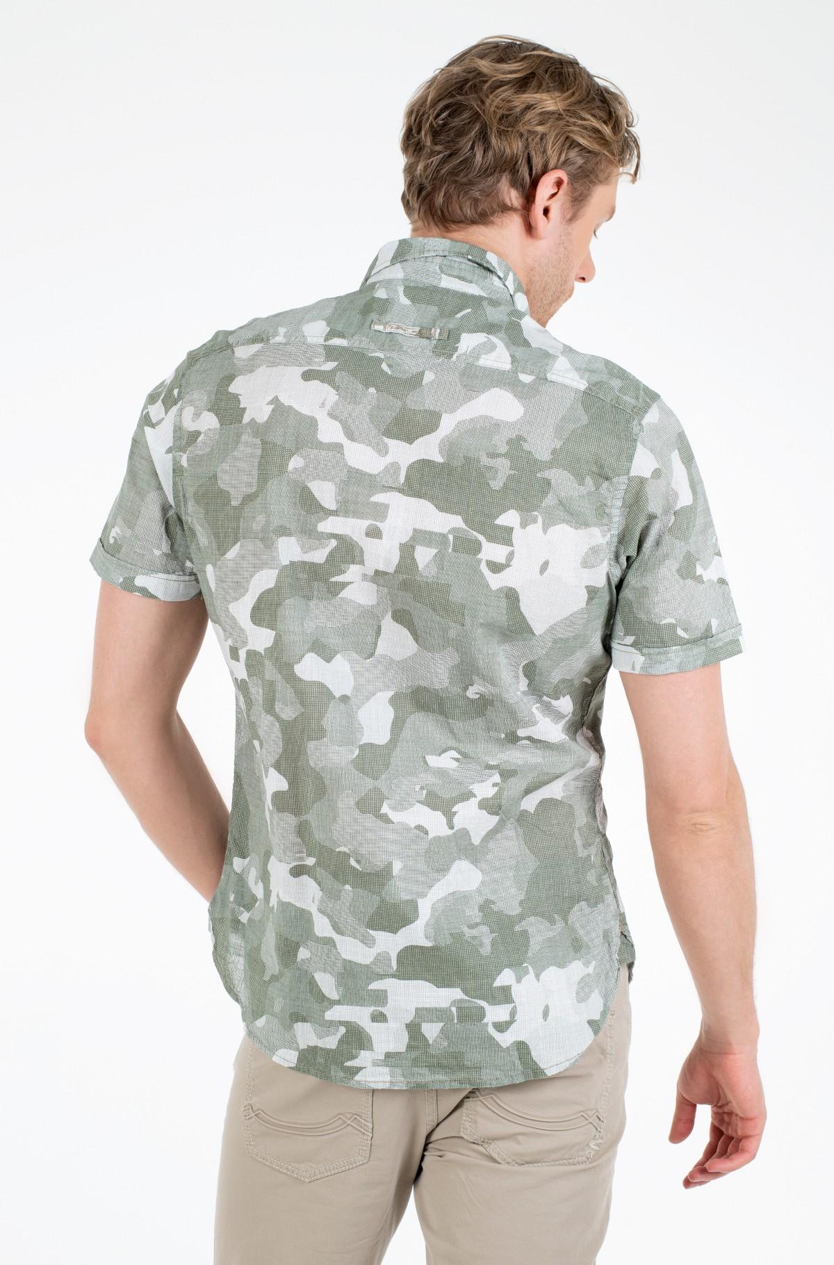 Marškiniai su trumpomis rankovėmis 409239/3S62-full-2