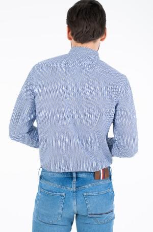 Marškiniai SLIM NATURAL SOFT PRINTED SHIRT-2
