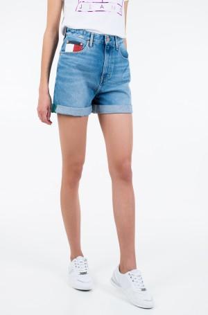 Lühikesed teksapüksid HIGH RISE MOM SHORT SVLTR-1