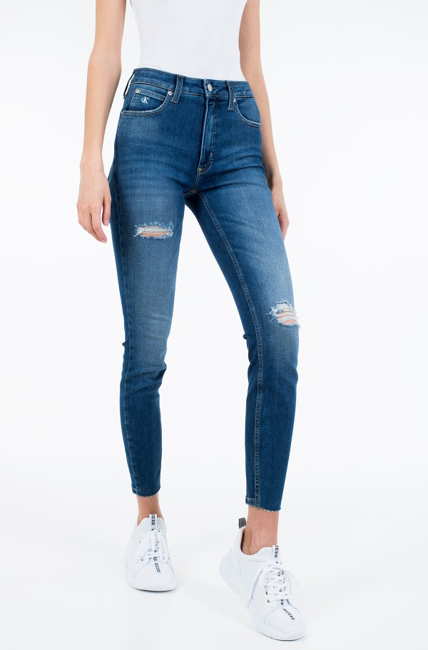 HIGH RISE SUPER SKINNY ANKLE J20J213863
