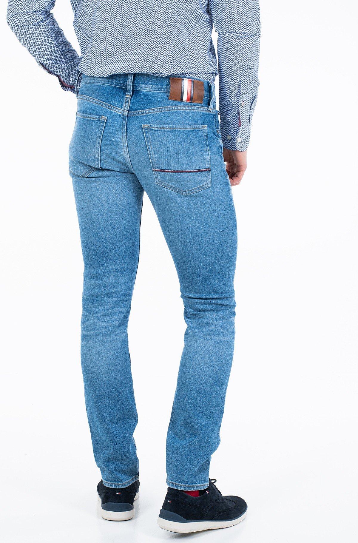 Džinsinės kelnės SLIM LAYTON PSTR CLUTE BLUE-full-2