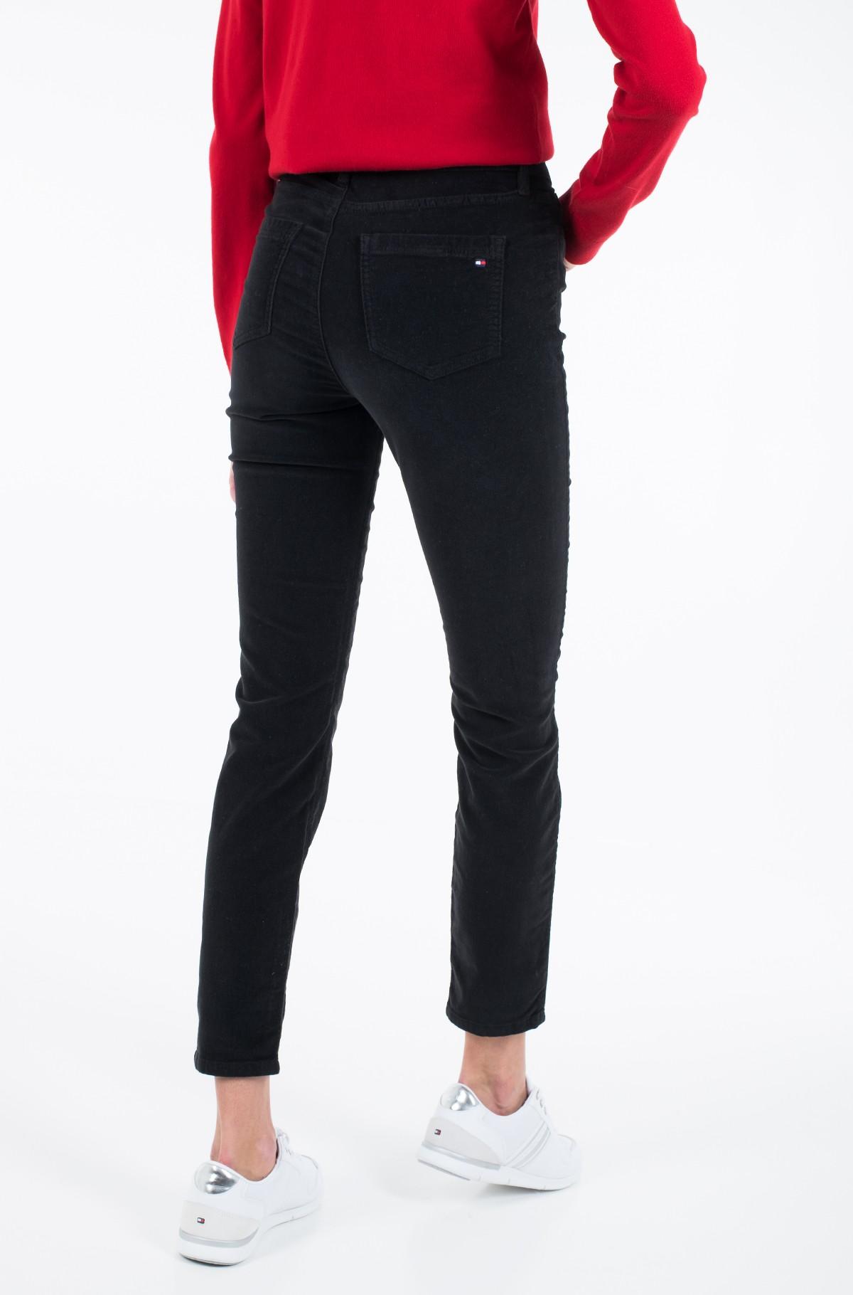 Velvetinės kelnės TRISHA PANT-full-2