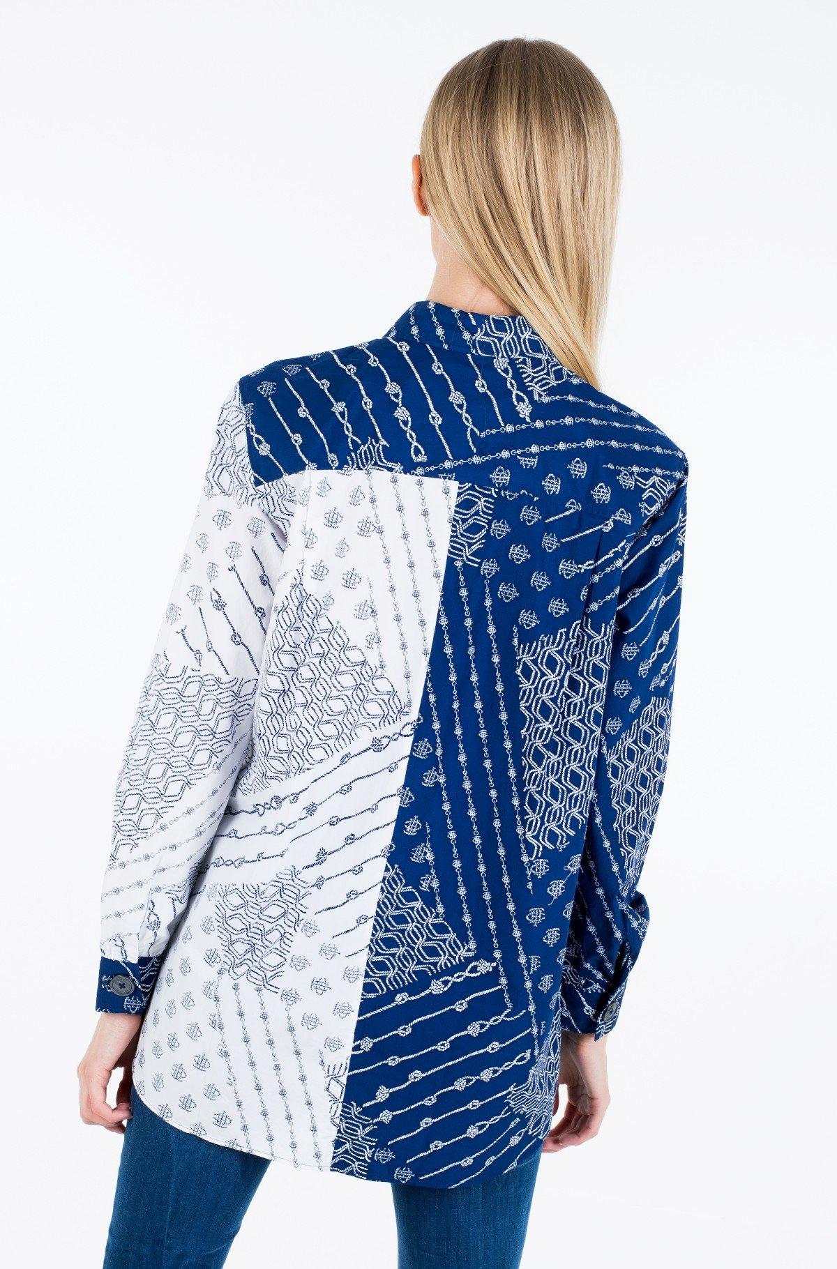 Marškiniai MILLIE PRT SHIRT LS W3-full-3