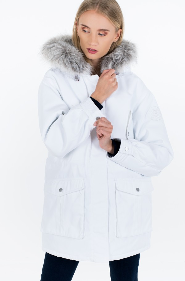 MILLER INSULATED PARKA-hover