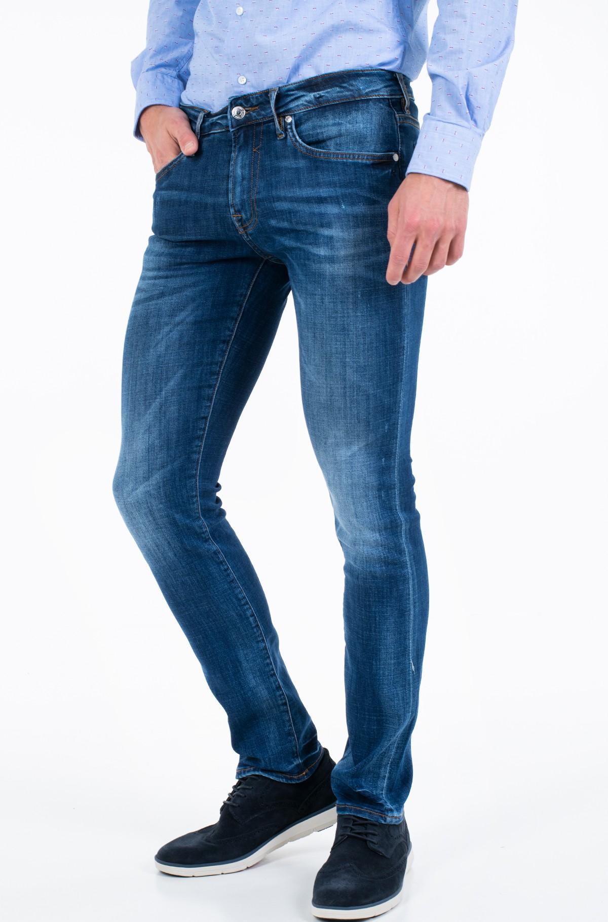 Džinsinės kelnės M01AN2 D3YL1-full-1