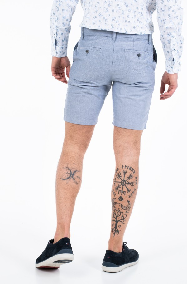 BREEZE OXFORD SHORT-hover