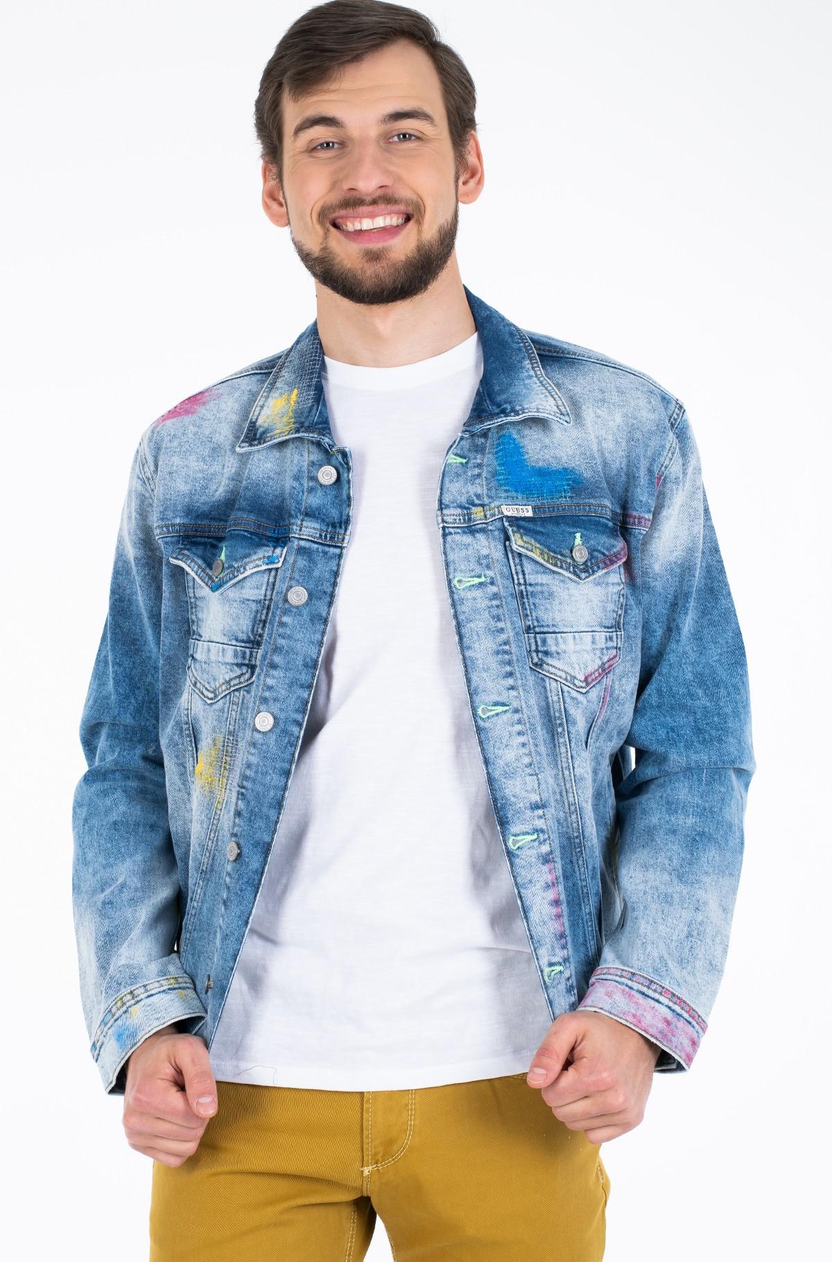 Denim jacket M0GN14 D3Y9E-full-1