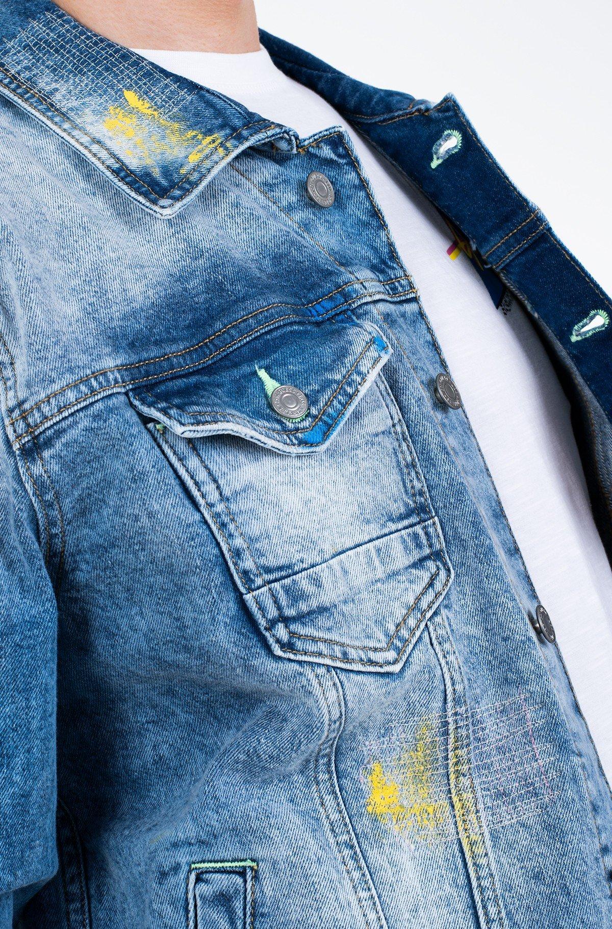 Denim jacket M0GN14 D3Y9E-full-2
