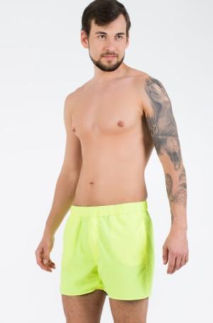 Reversible swimming shorts F02T08 TEL60-1