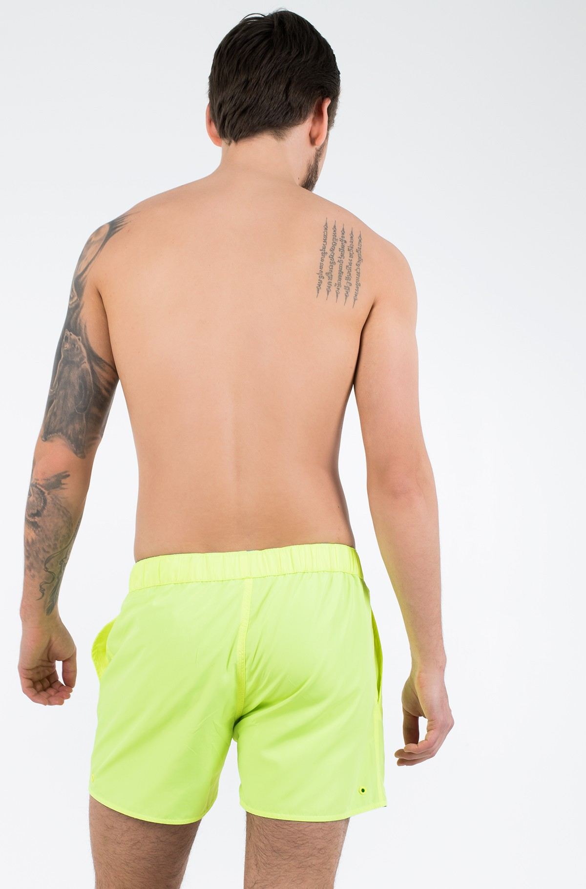 Reversible swimming shorts F02T08 TEL60-full-3