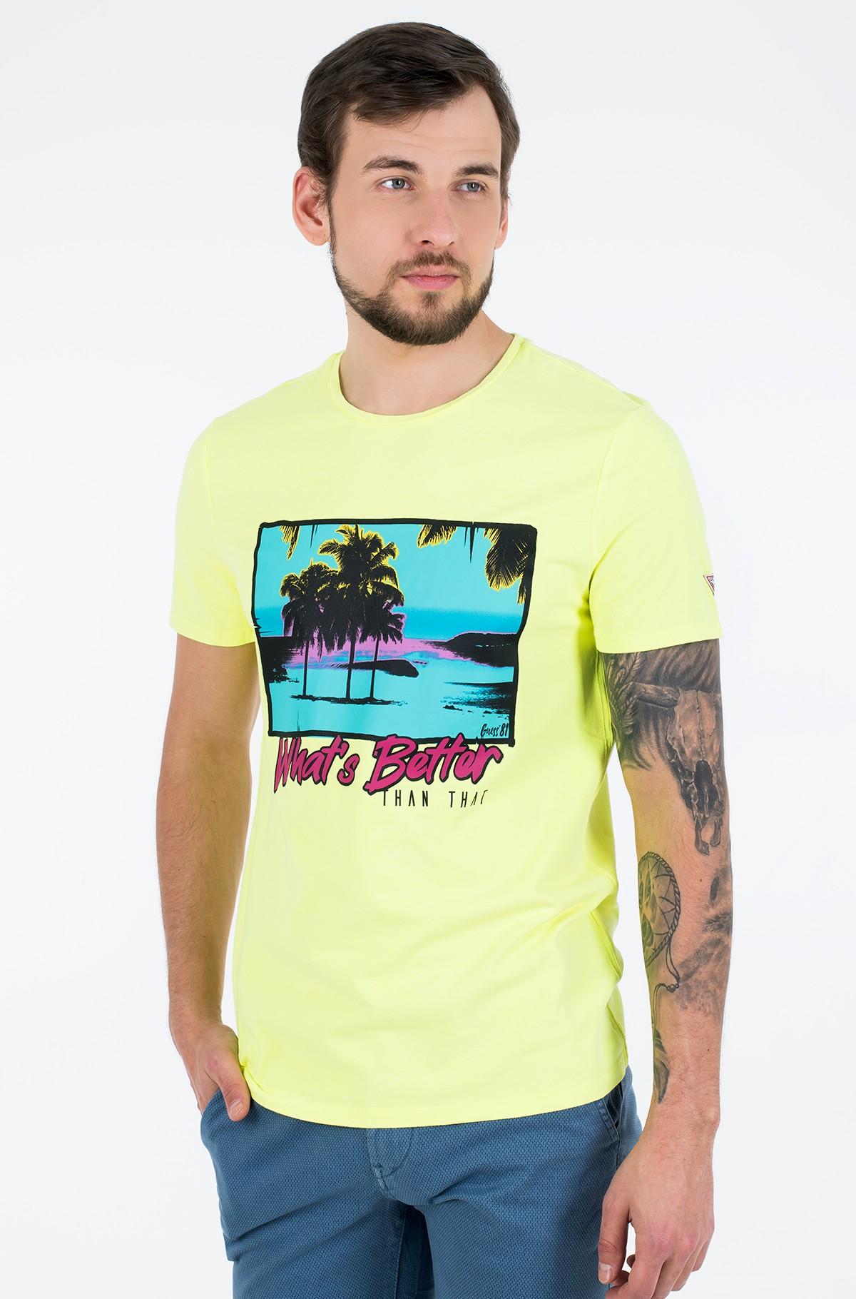 T-shirt M0GI65 J1300-full-1