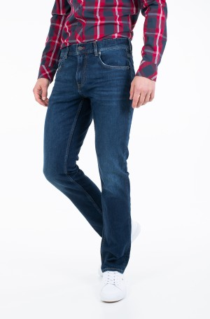 Jeans REGULAR MERCER STR BOWIE BLUE-1
