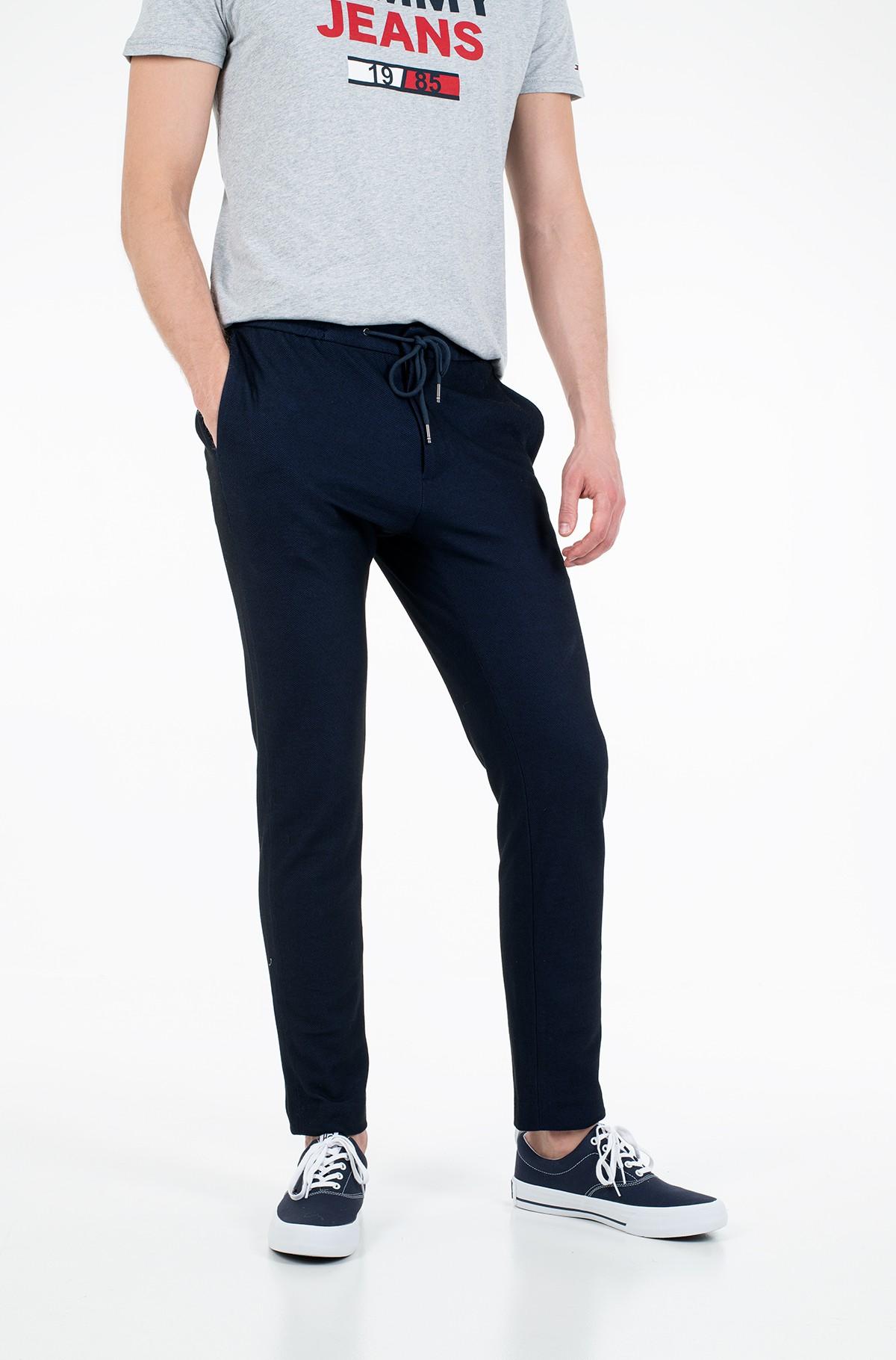 Fabric trousers COOLMAX SLIM FIT PANT-full-1