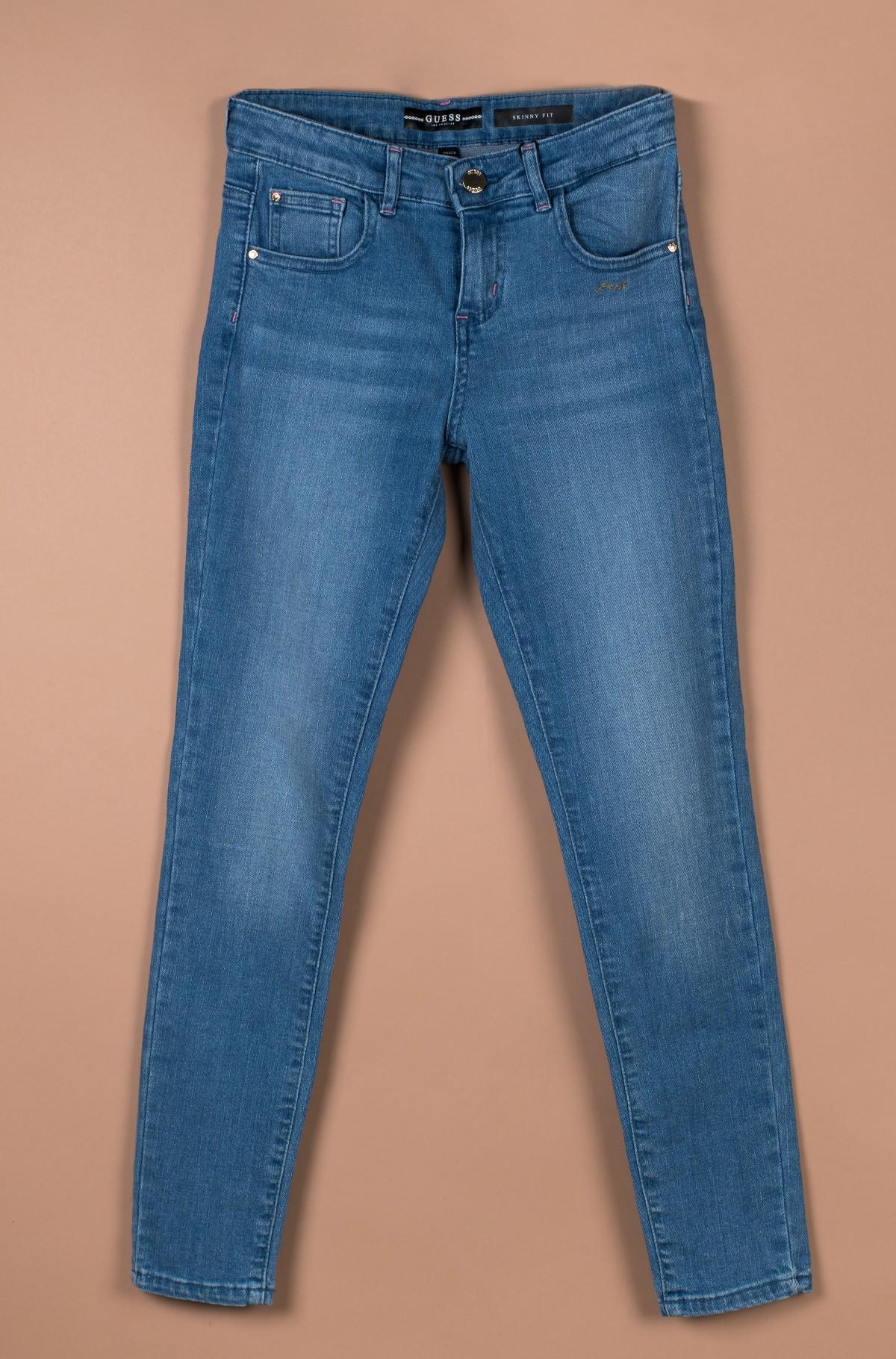 Bērnu džinsu bikses J01A05 D3XD0-full-1