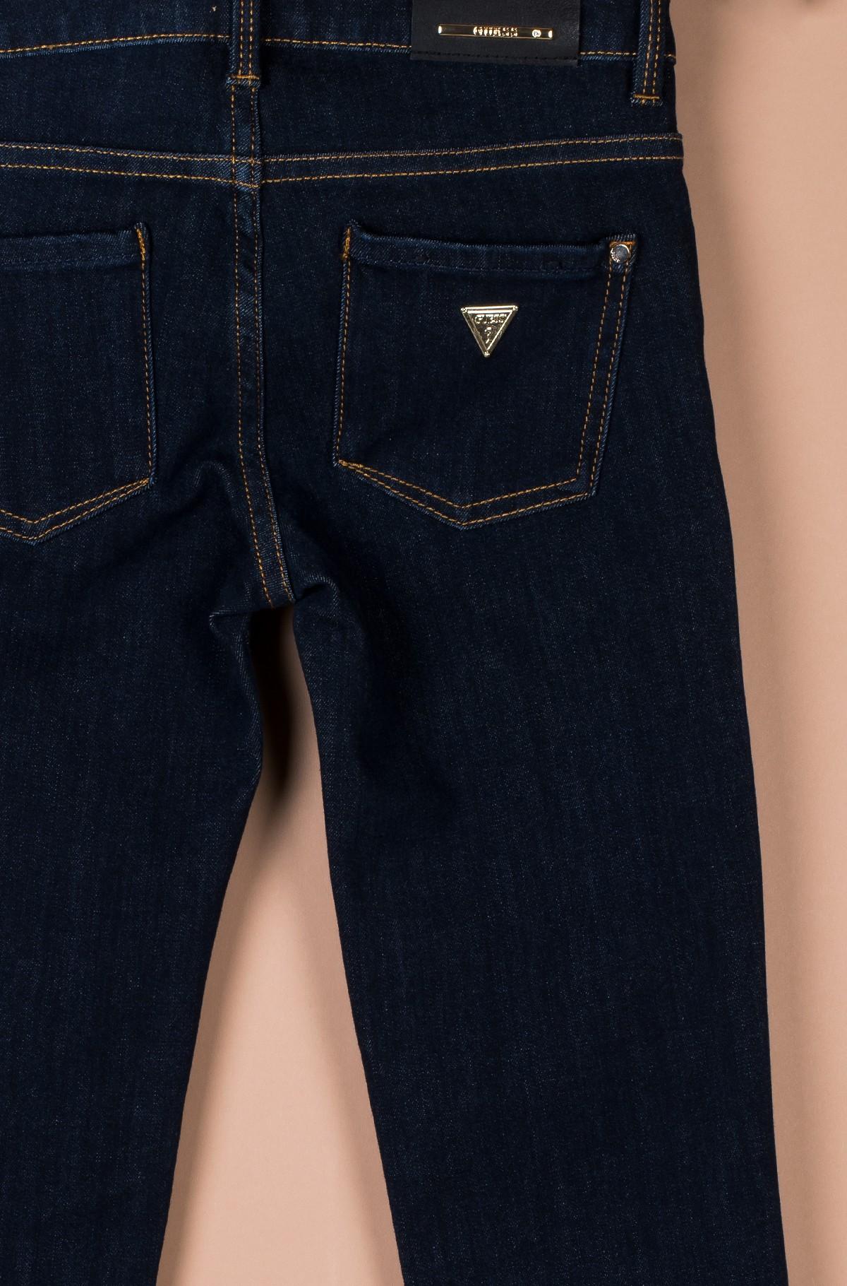 Bērnu džinsu bikses J01A15 D2QU0-full-2