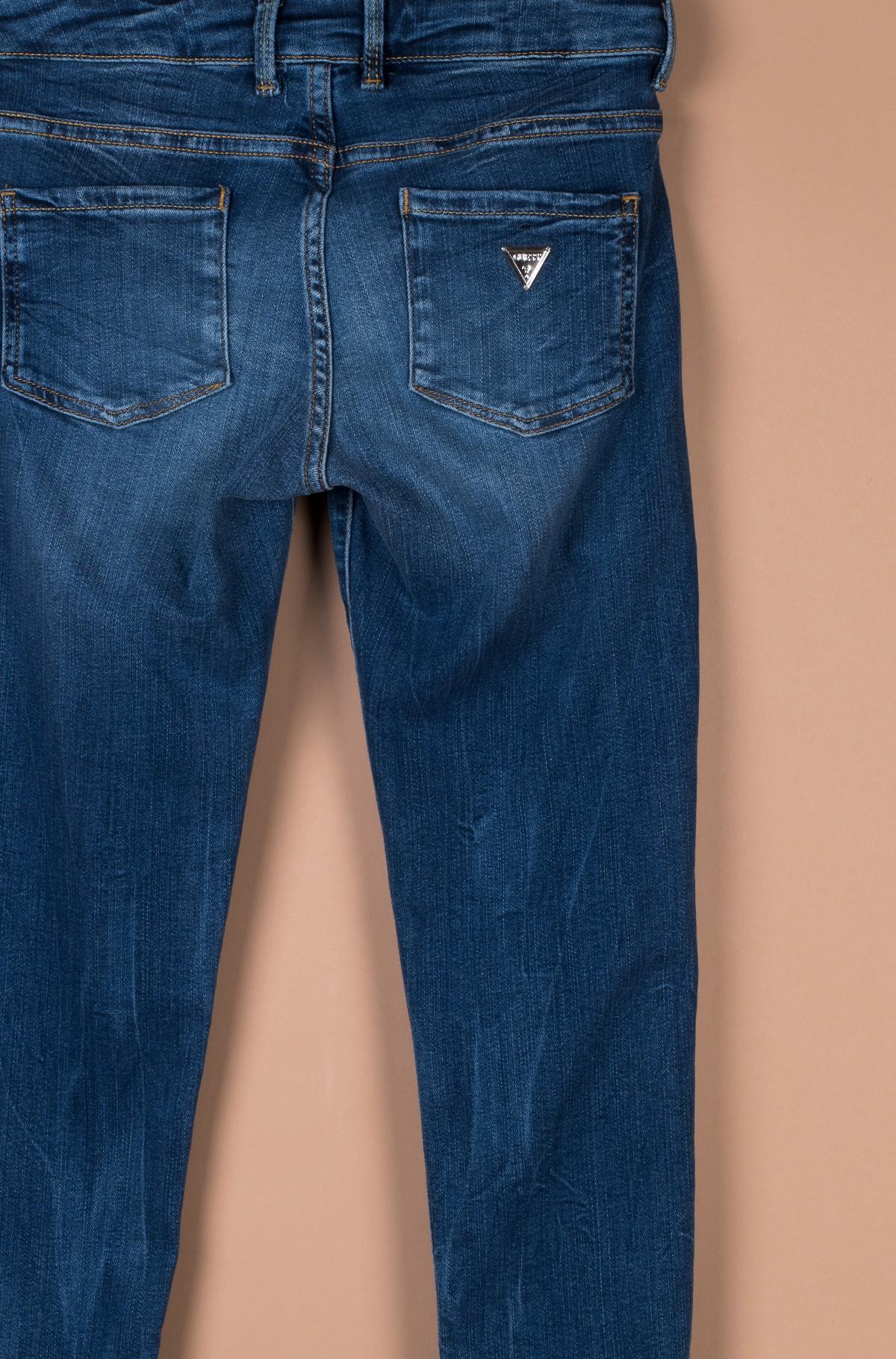 Vaikiškos džinsinės kelnės J02A05 D32J0-full-2