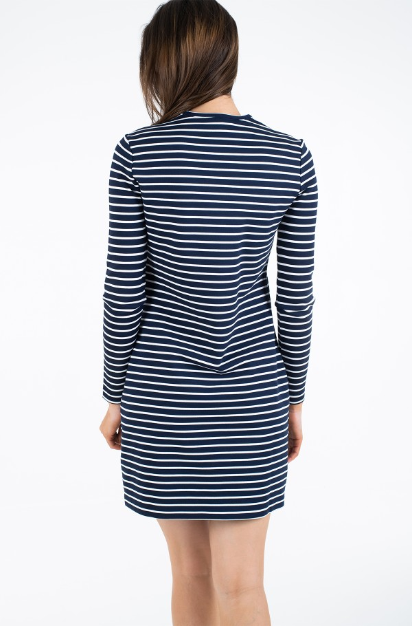 TJW ESSENTIAL STRIPE DRESS-hover