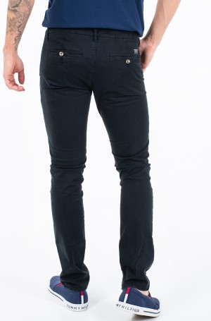 Fabric trousers M01B29 WCNZ1-2