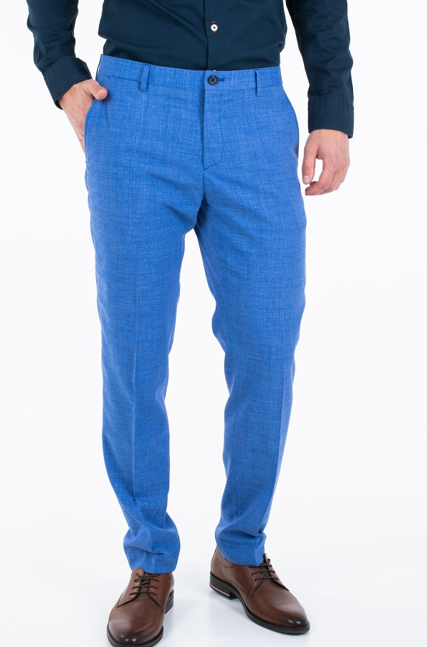 SLIM FIT SOLID BLEND PANT