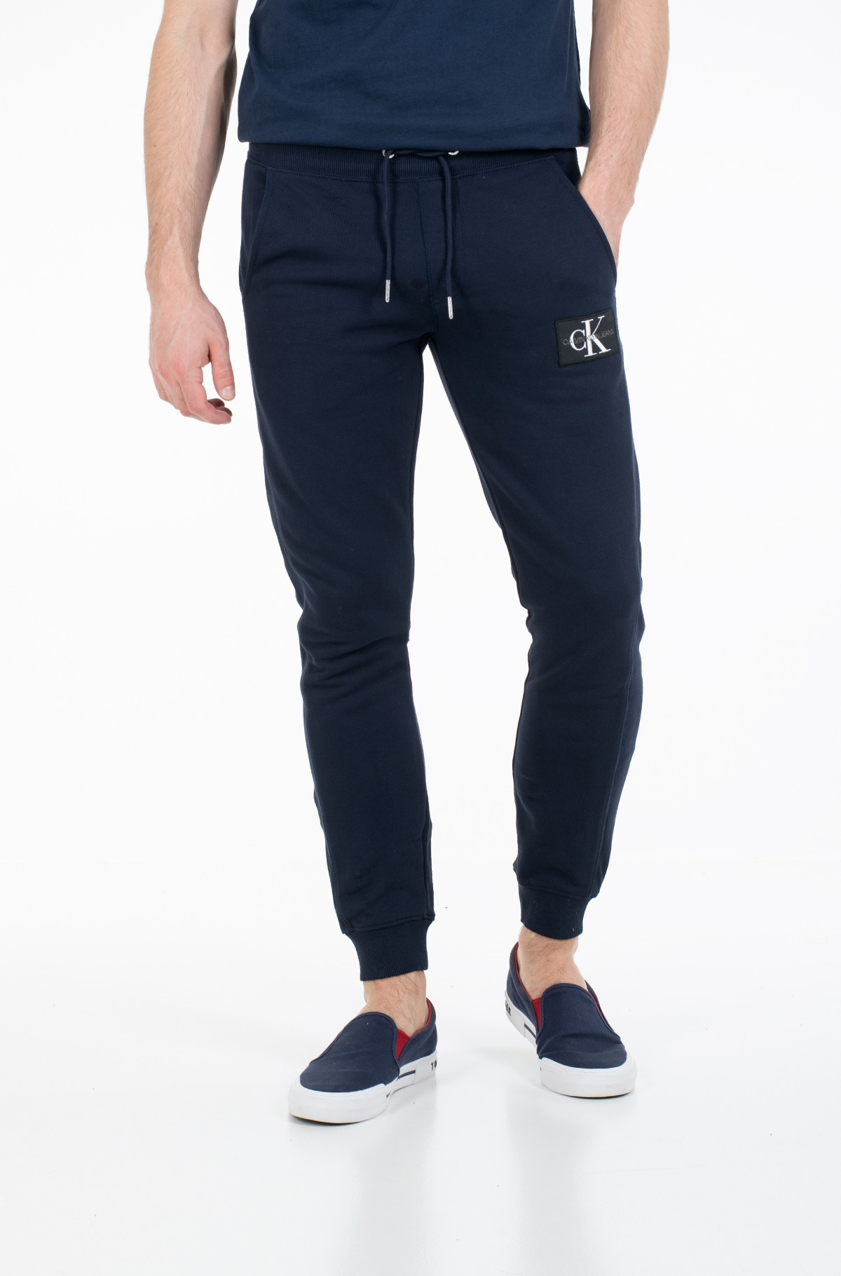 Sweatpants  MONOGRAM PATCH HWK PANT-full-1