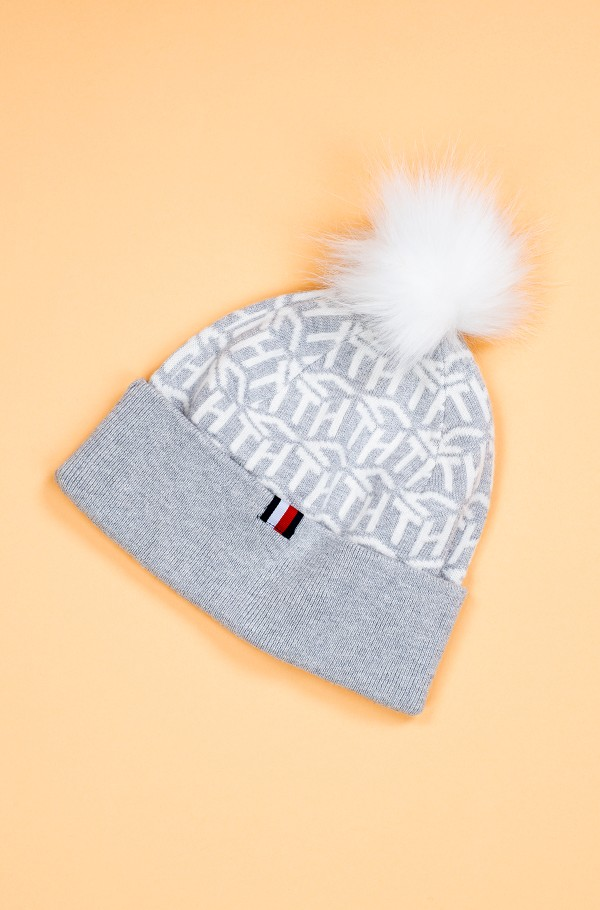 TH CUBE KNIT BEANIE