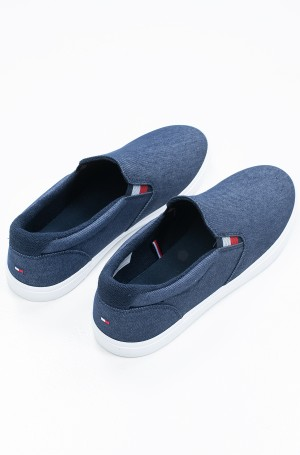 Sportbačiai ESSENTIAL SLIP ON SNEAKER DENIM-3