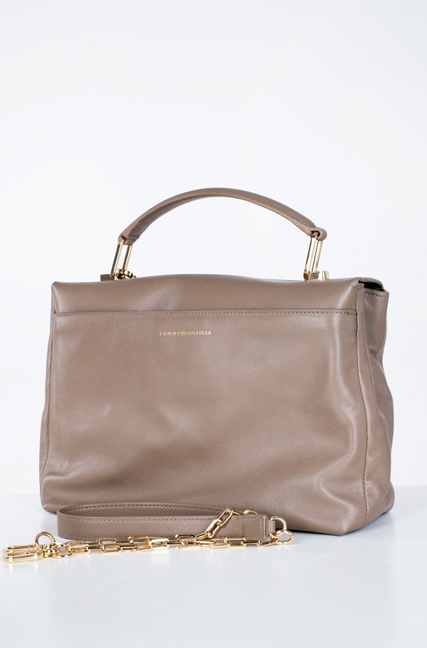 SOFT TURNLOCK SATCHEL-hover