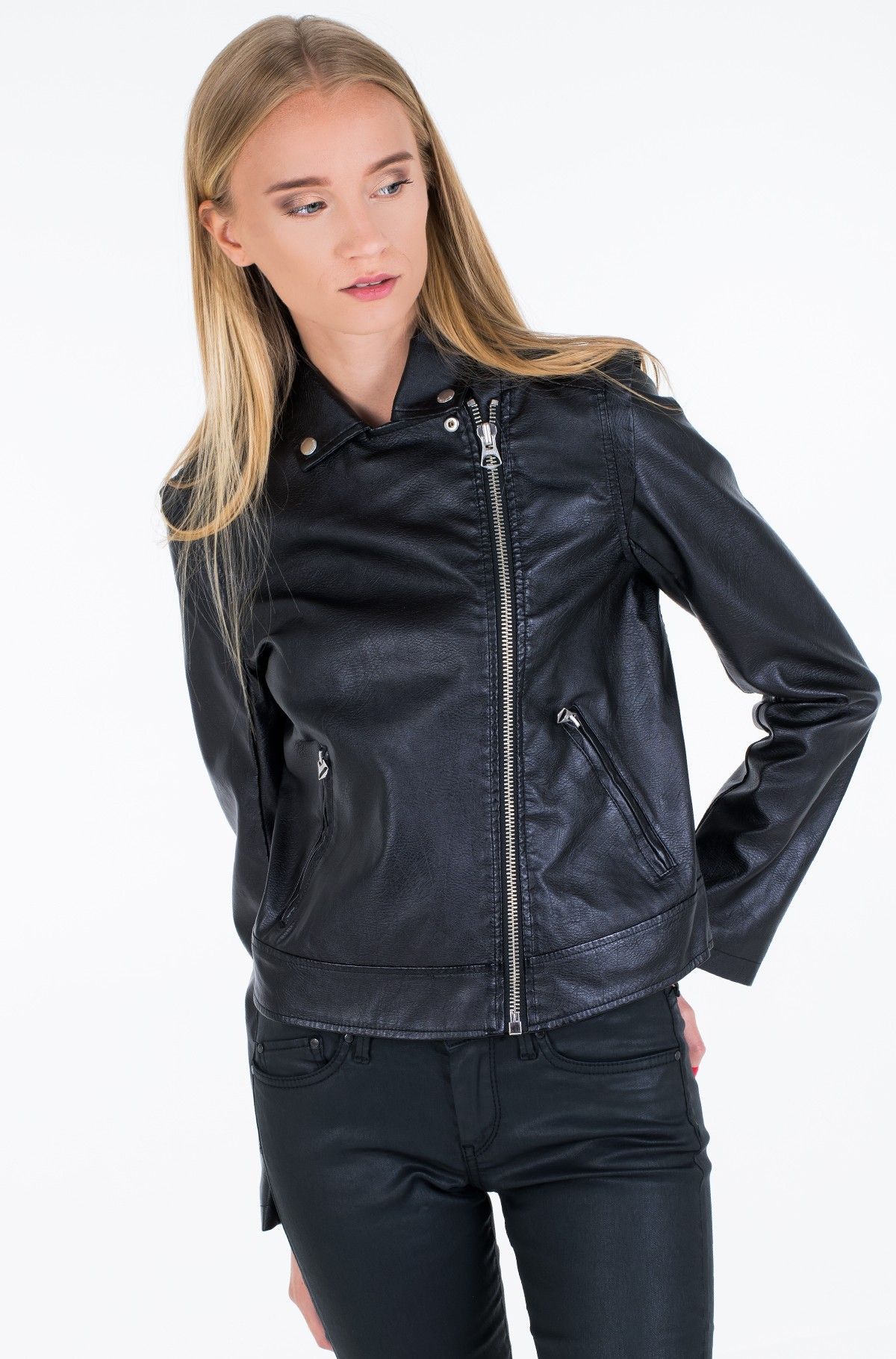 Leather jacket PINA/PL401808-full-1