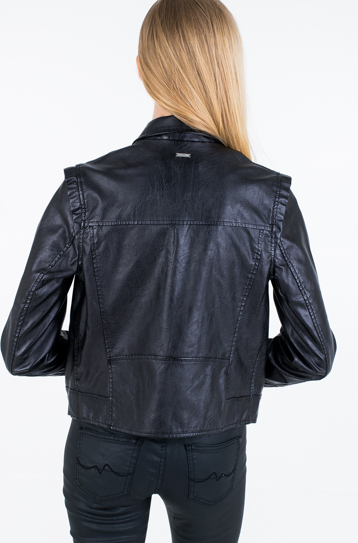 Leather jacket PINA/PL401808-full-3
