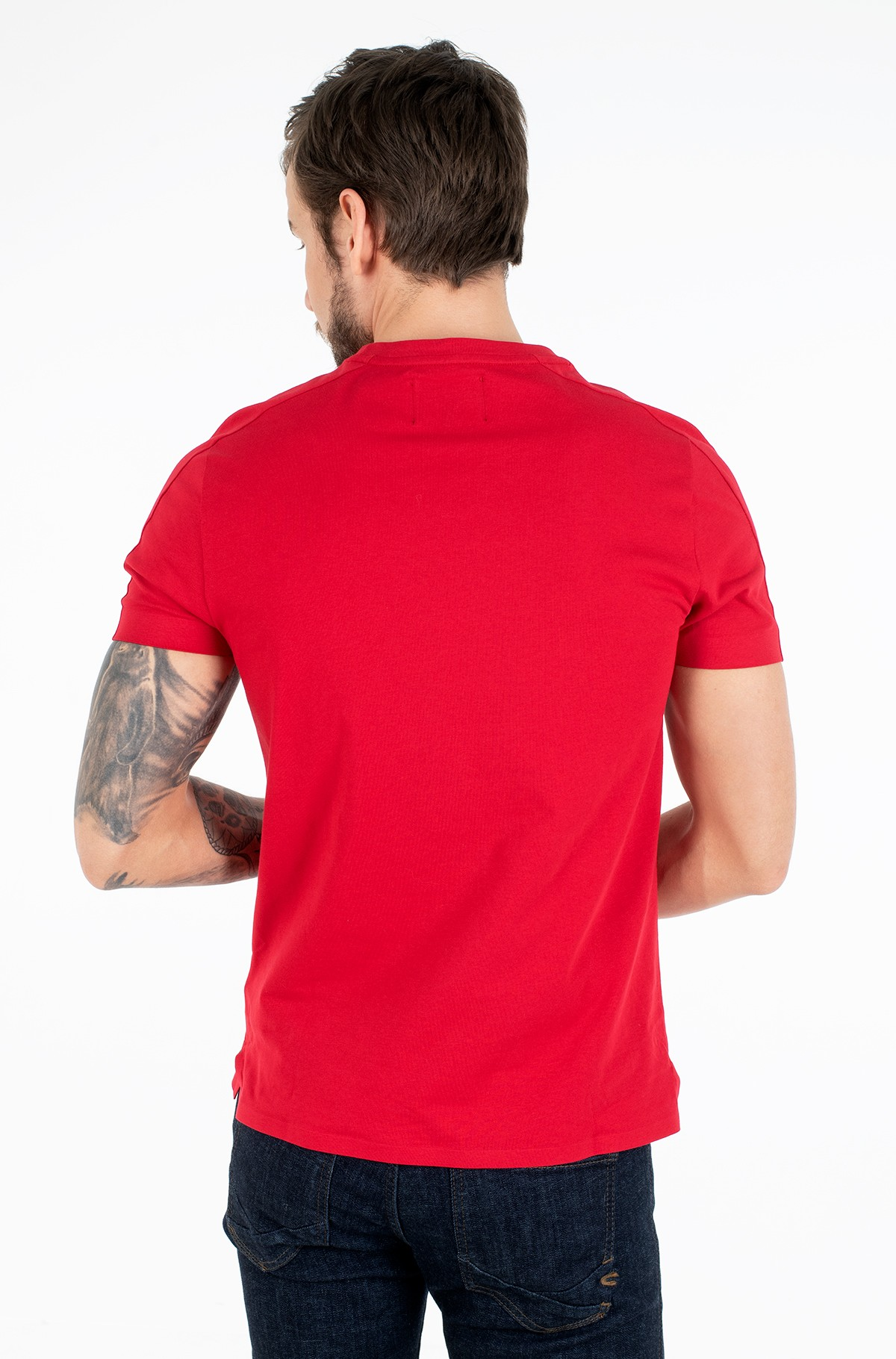 T-särk 2 MB TECH CNECK TEE-full-2