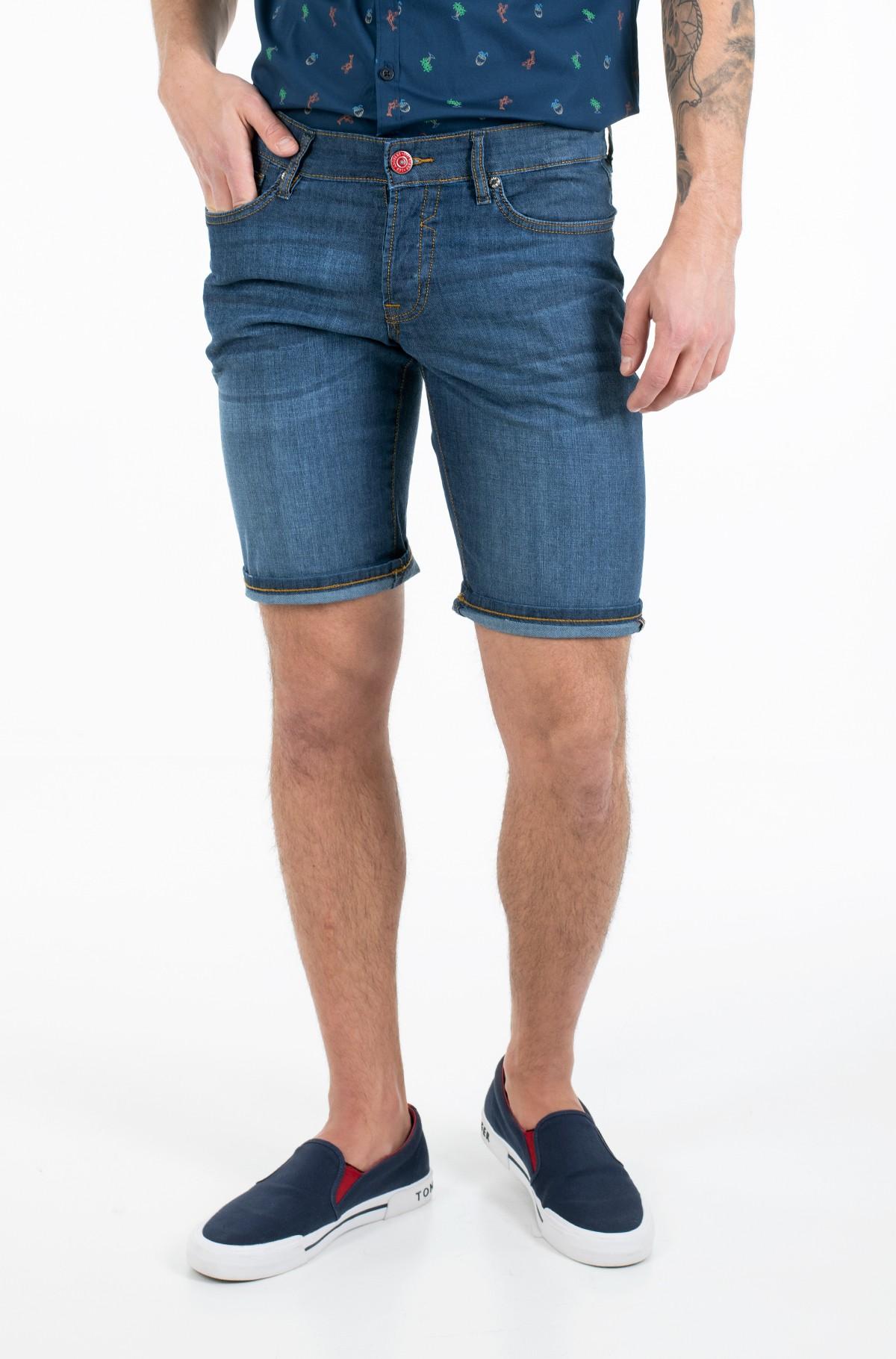 Lühikesed teksapüksid M02D01 D3ZM1-full-1